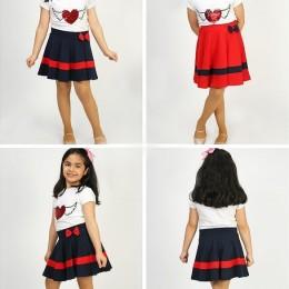Stilingi komplektukai mergaitėms