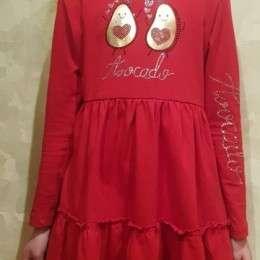 Suknelės mergaitėms linksmi Avokadai
