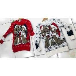 Kalėdiniai megztiniai vaikams