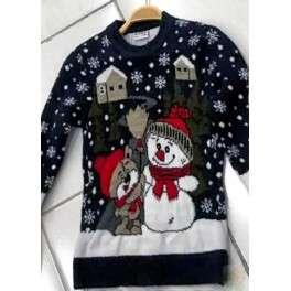 Kalėdinis megztinis vaikui