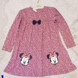 Suknelės mergaitėms pelytė