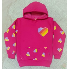 Šilti džemperiai mergaitėms