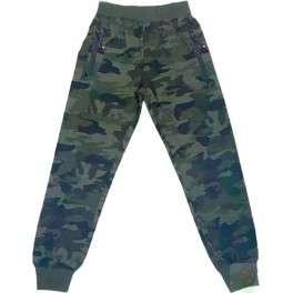 Kareiviškos sportinės kelnės vaikams