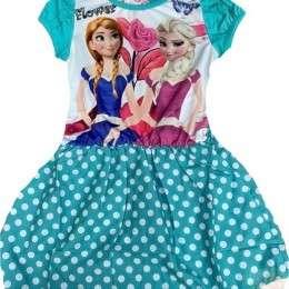 Suknelės mergaitei Frozen