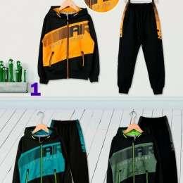 Stilingi sportiniai kostiumai berniukams