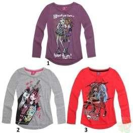 Palaidinės mergaitėms Monster High