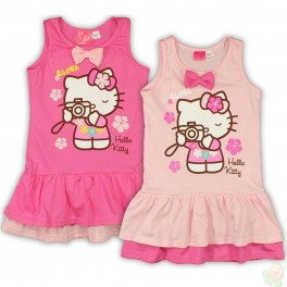 Suknelės mergaitėms Hello Kitty