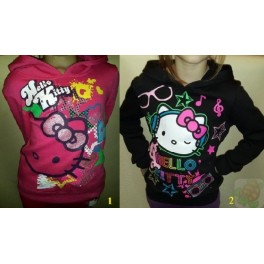 Džemperiai mergaitėms Hello Kitty